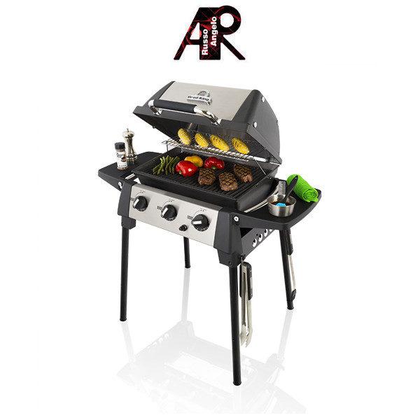 barbecue porta chef 320