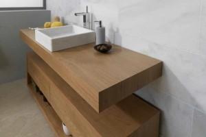 Marmi - Cappuccino Sand Home e Blanco Almeria Anticato Bioprot