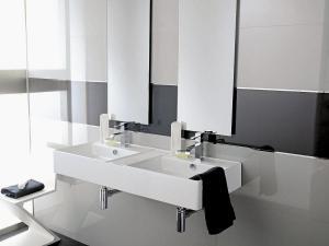 Glass Antracita Blanco