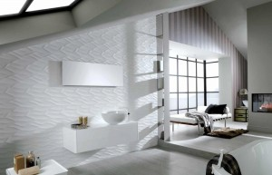 Wall Tiles Ona White