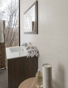 Wall Tiles Silk Blanco